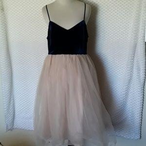 NWT LC Lauren Conrad Runway Princess Dress